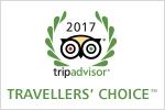 TripAdvisor Travellers' Choice 2017